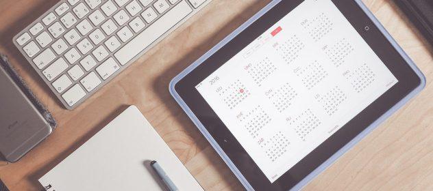 効率的にお仕事をしたい!1ヶ月のスケジュールとお仕事の目標